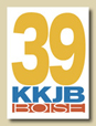 KKJB Channel 39 Logo
